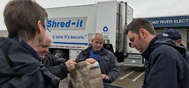 Broad River Provides Shredding Service to Community