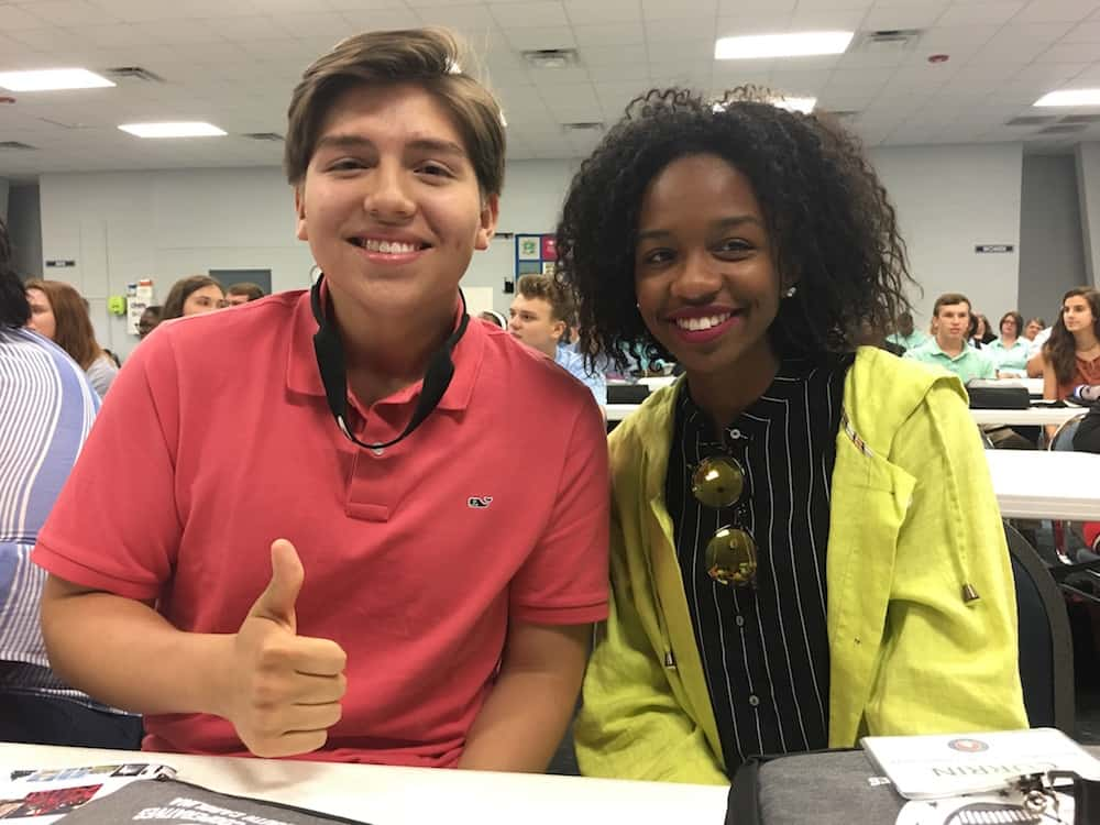 Broad River Electric sending 2 local students to D.C.