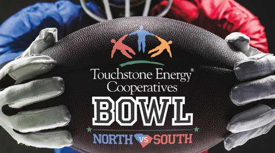 Local players named to Touchstone Energy Bowl