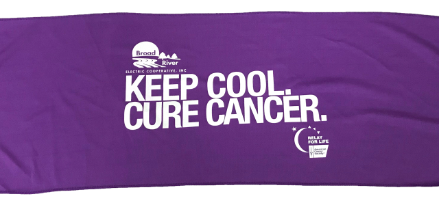 Keep Cool. Cure Cancer.