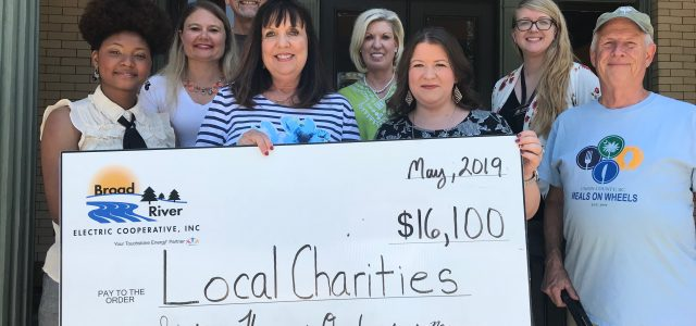 Operation Round Up program provides over $16,100 in spring grants