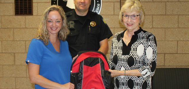 Broad River Electric provides 3,000 book bags