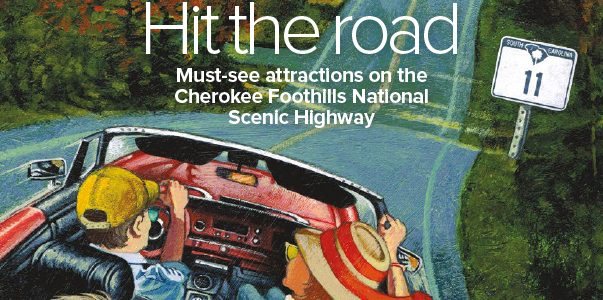 'Hit the road' with the lastest edition of South Carolina Living