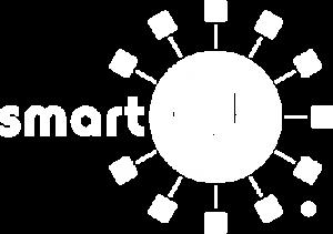 SmartHub logo white