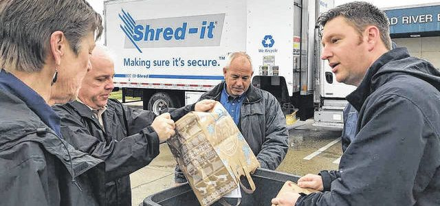 Broad River's Annual Shred Day is April 4, 2020