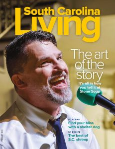 February 2020 South Carolina Living Cover