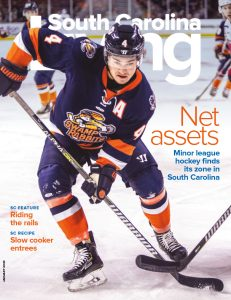 January 2020 South Carolina Living Cover