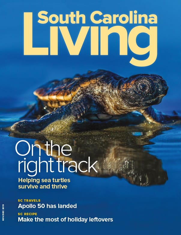 November/December 2019 cover of South Carolina Living