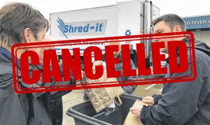 Broad River Electric's Annual Shred Day: Cancelled