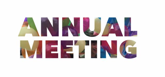 Annual Meeting News
