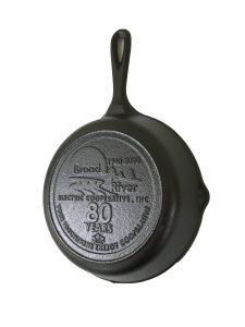 12 inch cast iron Lodge brand frying pan